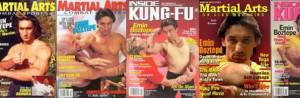 Wing Chun Master Emin Boztepe